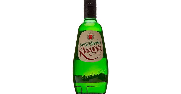 Licor de hierbas Ruavieja - 700 ml
