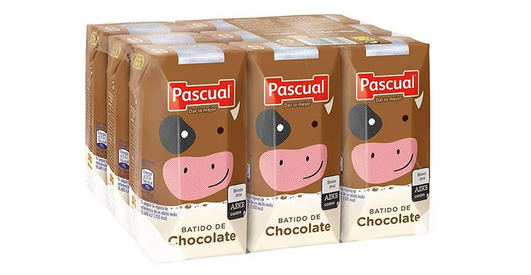 Batido de chocolate Pascual - Pack de 9 x 200 ml