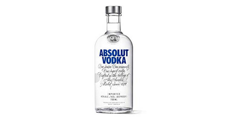 Absolut - Vodka Azul